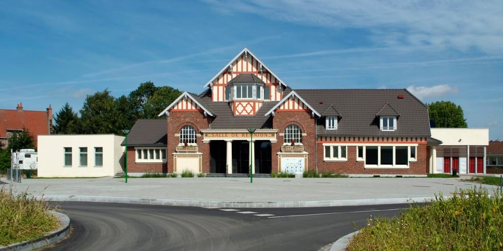 Beaulieu-facade